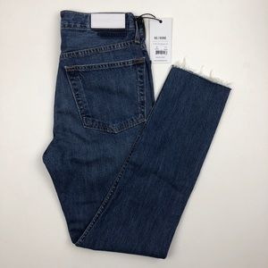 NWT REDONE RE/DONE Levi's High Rise Skinny Size 26